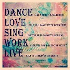 quote for my daughter about life in love with dance quotes why i dance quotes quotesgram dance