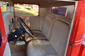 Classic Ford Truck Seats - rodders forum hotrod hotline