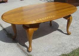 z solid oak designer furniture coffee table village z c thippo