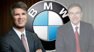 bmw ceo harald krueger is bmw s ceo musical chairs in munich by car