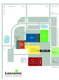 Dallas Convention Center Map by Map