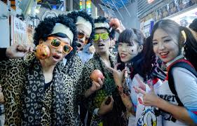 the rise of halloween in japan all about japan
