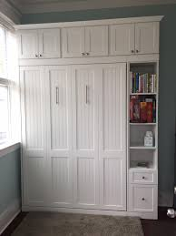 transforming a mudroom with a wall bed more space place mt pleasant