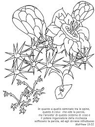 il giardino degli angeli catechismo disegni parabole di gesu disegni per bambini da stare e