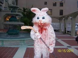 easter bunny costume 18 creepy easter bunny costumes pleated