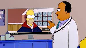 homer ad of the day homer simpson buys youtube ads for his small