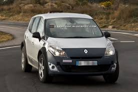 renault suv spied first renault test mule for a new compact suv