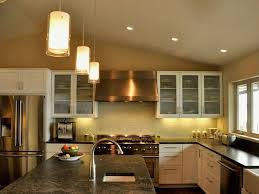 pendant lights for kitchen with additional home interior design
