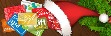 gift cards let recipient donate to favorite cause