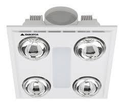 cosmo quattro 12w led bathroom 3 in 1 white online lighting