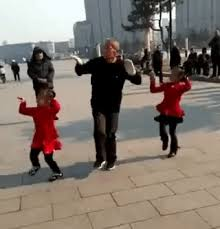 Asian Grandpa Meme - old chinese man dances his way into the internet s heart supchina