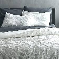 Queen Down Comforter Incredible Bedroom Grey And White Duvet Cover King Sweetgalas