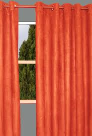 Burnt Orange Curtains Sale Remarkable Size Together With Bedrooms Room Ening Curtains
