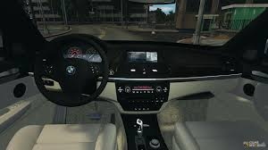 bmw x5 inside bmw x 5 xdrive35d for gta 4