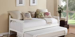 Daybed With Pull Out Bed Daybed Sofa With Pull Out Trundle Daybeds With Trundle Daybeds