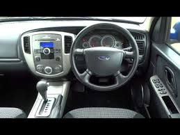 2006 Ford Escape Interior 2006 Ford Escape Townsville Cairns Mt Isa Charters Towers