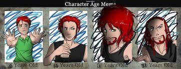 Metalocalypse Meme - age meme pickles style by zommbay on deviantart