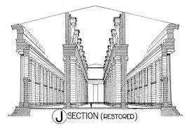 temple of olympian zeus reconstruction section title tem u2026 flickr
