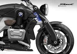 bmw motorcycle bmw motorrad should build this wunderlich r 1600 c concept