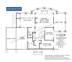 basement floor plan walkers cottage house plan house plans by garrell associates inc