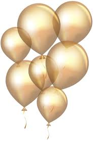 gold balloons transparent gold balloons png clip gallery yopriceville