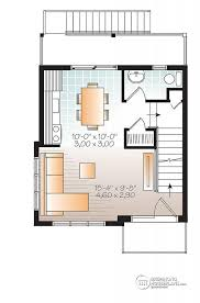 home plans narrow lot house plan w1701 detail from drummondhouseplans com