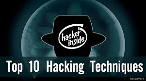 film hacker populer top 10 common hacking techniques you should know about