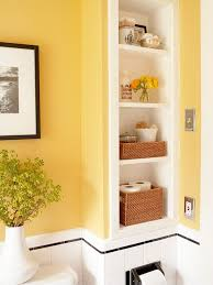 Small Bathroom Paint Colors by Yellow Small Bathroom Cabinet Ewdinteriors