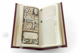 prayer book younger prayer book of charles v facsimile edition