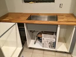 Ikea Corner Sink Live From Texas Photos Of Ikd U0027s First Ikea Kitchen Design Using