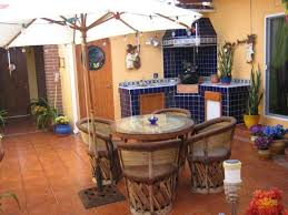 Mexican Patio Furniture by 11 Best Da Yard Images On Pinterest Outdoor Kitchens Outdoor