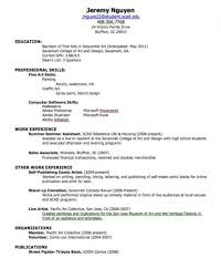 resume examples for jobs for students student job resumes