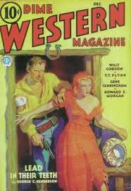 pulp western posters buck jones western pulp buy cheap