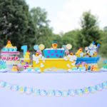 Rubber Ducky Baby Shower Decorations Diy Rubber Ducky Baby Shower Ideas The Simple Concept From