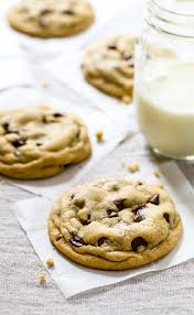 the best soft chocolate chip cookies recipe pinch of yum