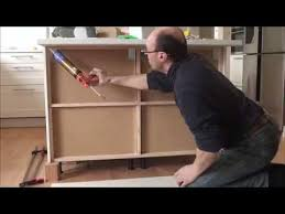 how to replace kitchen end panels ikea end panel back panel installation установка кухни икеа