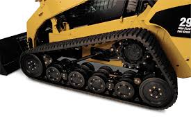 new undercarriage highlights cat c series multi terrain loaders