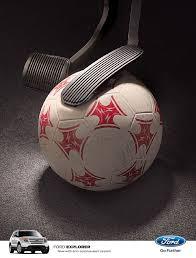 print ad ford football