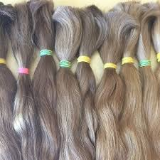 russian hair single ponytails