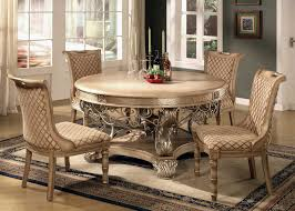 dining room round formal tables cream antique talkfremont