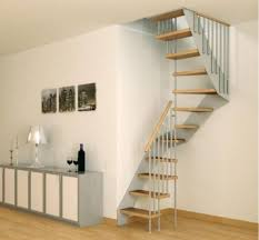 amazing staircases for small spaces 17 with additional designing