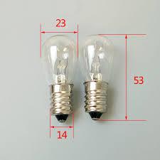small incandescent light bulb e14 220v 15w small l bulb 110v 24v incandescent l for