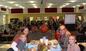 thanksgiving lunch at mhs news walton county school district