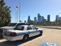 houston police dept ford crown victoria police vehicles
