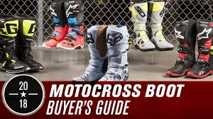 motocross boots best motocross boots 2018 youtube