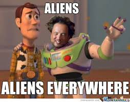 Giorgio Tsoukalos Aliens Meme - giorgio tsoukalos by recyclebin meme center