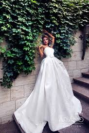 dante wedding dress ariamo dante with skirt wedding dress delight collection