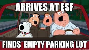 Memes Family Guy - family guy memes funny pinterest family guy parking lot