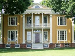 Federal Style House Hudson Valley Shakespeare Festival Boscobel House And Gardens