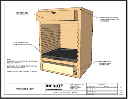 build this saw blade storage cabinet in a weekend infinity